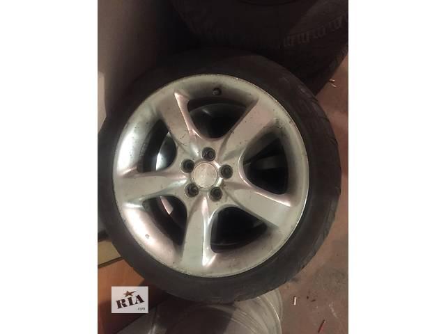 купить бу Б/у диски с резиной для седана Subaru Legacy в Днепре (Днепропетровск)