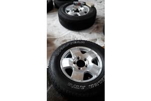 б/у Диск с шиной Toyota Land Cruiser
