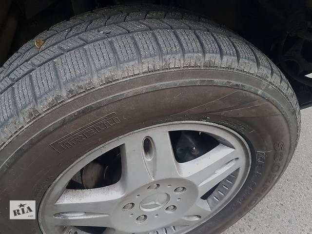 бу Б/у диски с шиной для легкового авто Mercedes G 500 в Киеве