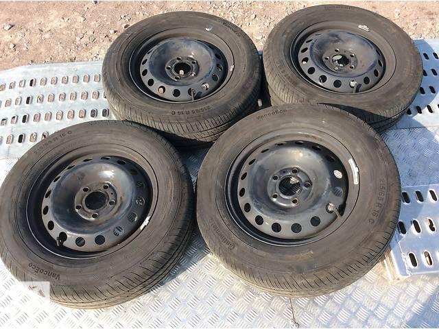 бу Б/у диски с шиной Opel vivaro Reno Trafic 16c в Луцке