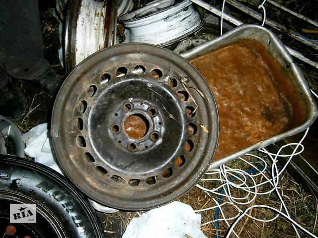 купить бу Б/у диски сталь на 15  Mercedes E-Class в Харькове