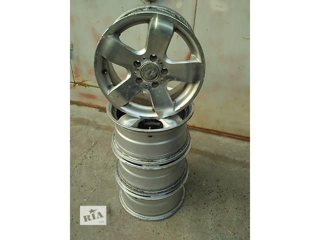 продам Б/у диски Stilauto R15 для Volkswagen T4 (Transporter) бу в Киеве
