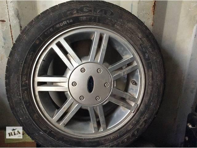 бу Б/у Диски з шинами, Ford 175/65 R14 5,5j*14H2 в Ивано-Франковске