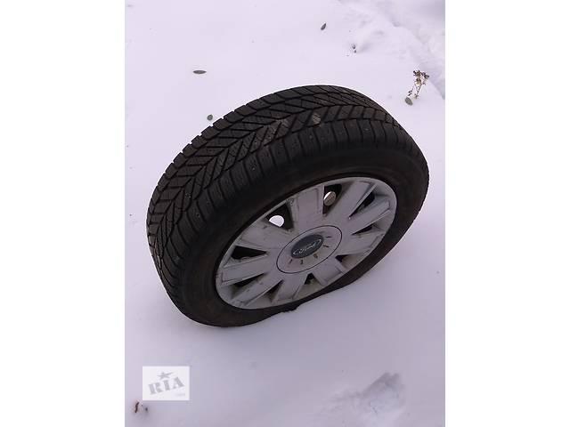 купить бу Б/у диски с зимними шинами для Ford Fusion в Буче (Киевской обл.)