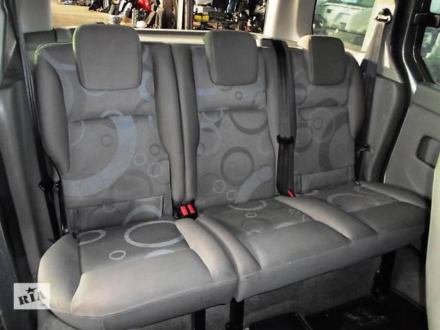 купить бу Б/у Диван Сиденье Сидіння Renault Kangoo Кенго 1,5 DCI К9К B802, N764 2008-2012 в Луцке
