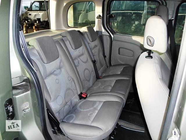 купить бу Б/у Диван Сиденье Сидіння Renault Kangoo Кенго  2008-2012 в Луцке