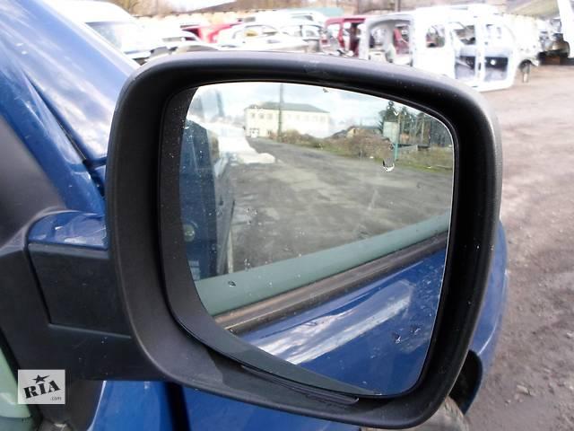 купить бу Б/у Дзеркала заднього бачення Зеркало Renault Рено Kangoo Кенго Канго 1,5 DCI в Луцке