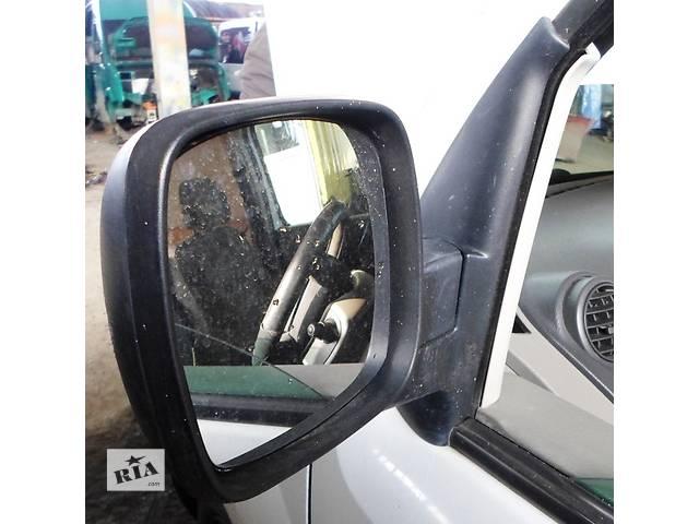 купить бу Б/у Дзеркала Зеркало електро механика Renault Kangoo Кенго 1,5 DCI К9К B802, N764 2008-2012 в Луцке