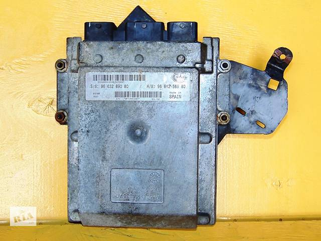 Б/у ЭБУ блок управления двигателем Ducato Jumper Boxer Дукато Джампер Боксер 2,2/2,3 с 2006- объявление о продаже  в Ровно