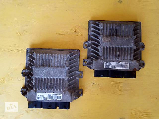 бу Б/у ЭБУ мозги блок управления двигателем 1,6 2,0 для автобуса Пэжо Эксперт Пежо Експерт Peugeot Expert III с 2007г. в Ровно