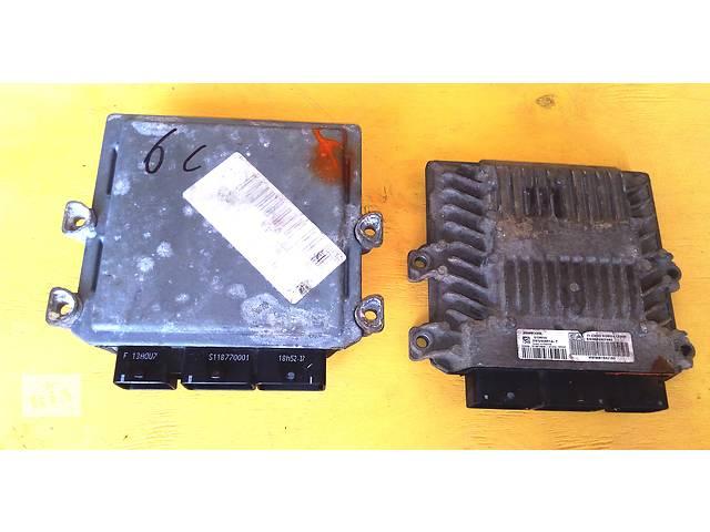 купить бу Б/у ЭБУ Мозги блок управления двигателем для Ситроен Джампи Citroen Jumpy 2,0/1,6 с 2007- в Ровно