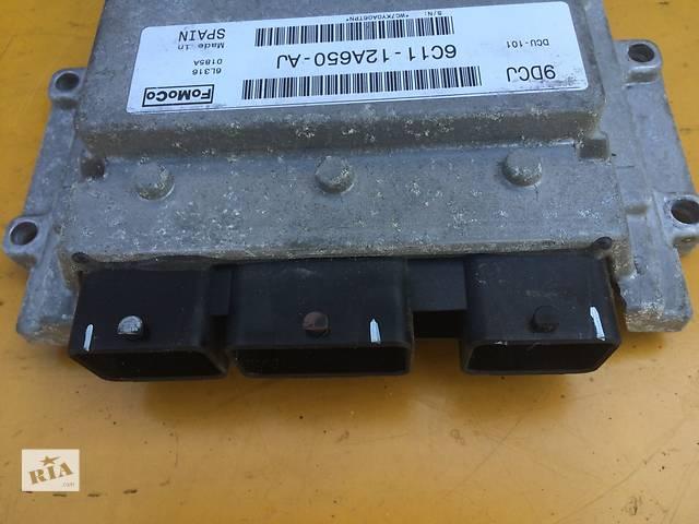 купить бу Б/у ЭБУ мозги блок управления двигателем Форд Транзит Ford Transit 2,2 /2,4 с 2006-  в Ровно