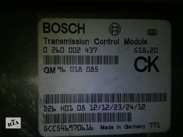 купить бу Б/у электронное упрвление, control relay для седана Opel Omega B в Киеве