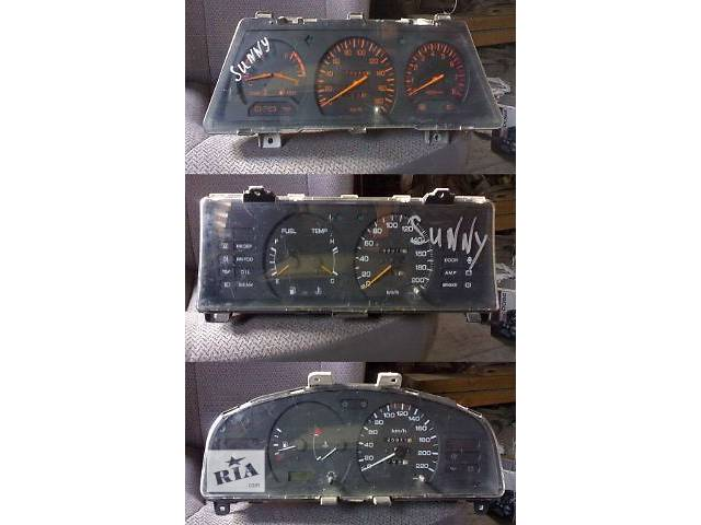 продам Б/у панель приборов/спидометр/тахограф/топограф для легкового авто Nissan Sunny бу в Сумах