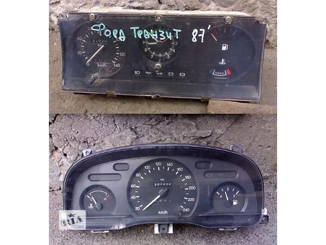 бу Б/у панель приборов/спидометр/тахограф/топограф для легкового авто Ford Transit в Сумах