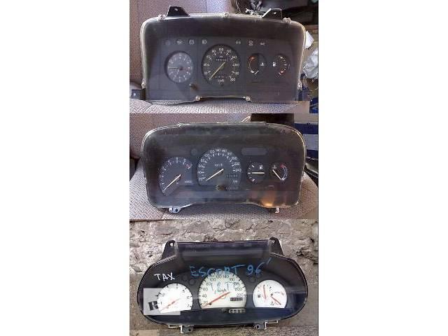 продам Б/у панель приборов/спидометр/тахограф/топограф для легкового авто Ford Escort бу в Сумах