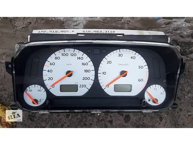 бу б/у Электрооборудование двигателя Панель приборов/спидометр/тахограф/топограф Легковой Volkswagen Golf ІІІ в Сумах