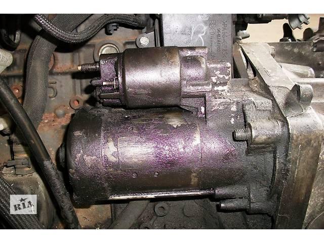 купить бу Б/у Электрооборудование двигателя Стартер/бендикс/щетки 1,4 дизель Пежо Peugeot 307 2004 в Рожище