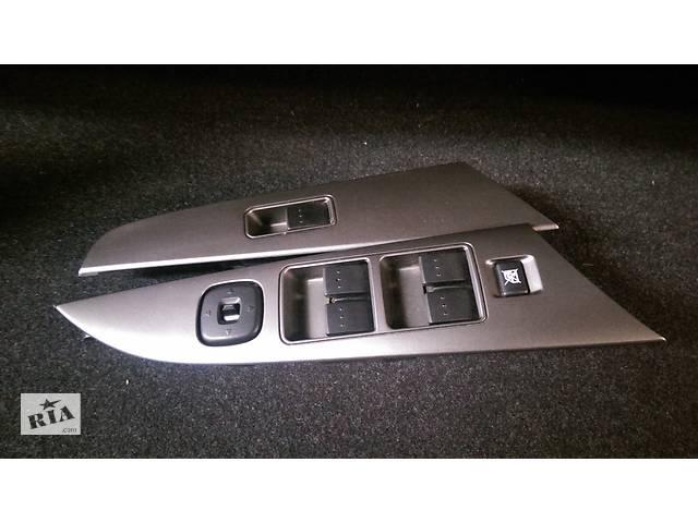 бу б/у Электрооборудование кузова Блок управления стеклоподьёмниками Легковой Mazda 3 2003-08 год.разборка в Киеве