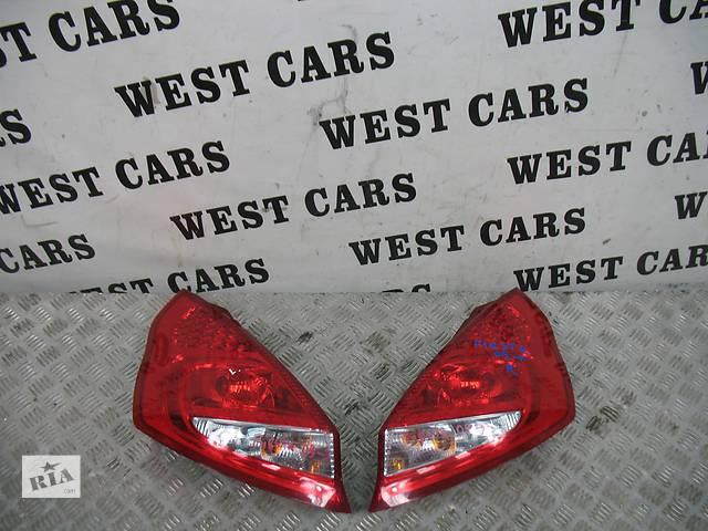 купить бу б/у Электрооборудование кузова Фонарь задний Легковой Ford Fiesta New 2010 в Луцке