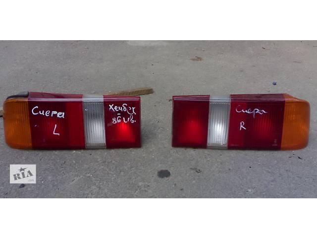 купить бу б/у Электрооборудование кузова Фонарь задний Легковой Ford Sierra в Сумах