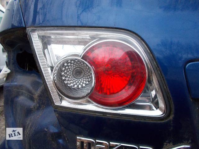 бу Б/у Фонарь задний левый Mazda 6 2005 год в Стрые