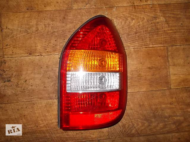 б/у Фонарь задний правый Opel Zafira 1999-2005- объявление о продаже  в Стрые