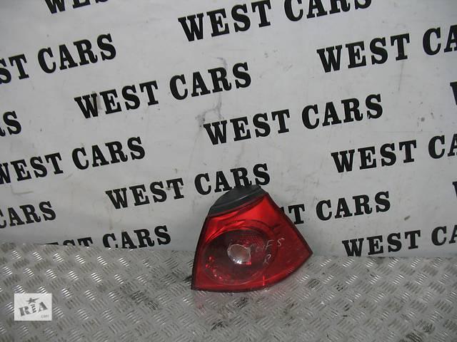 б/у Электрооборудование кузова Фонарь задний Легковой Volkswagen Golf V- объявление о продаже  в Луцке