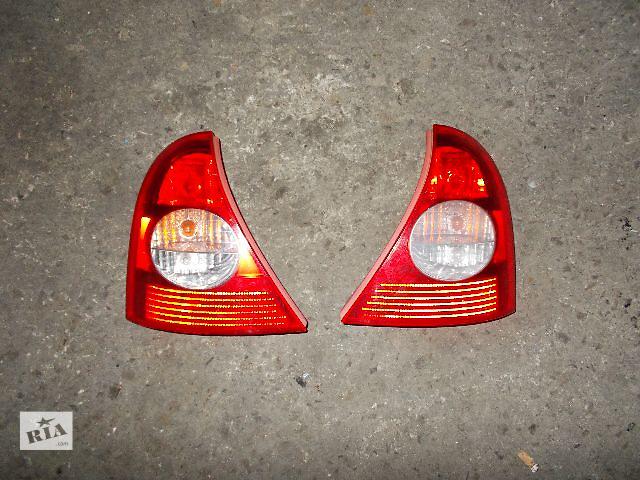 бу б/у Фонарь задний Renault Clio в Стрые