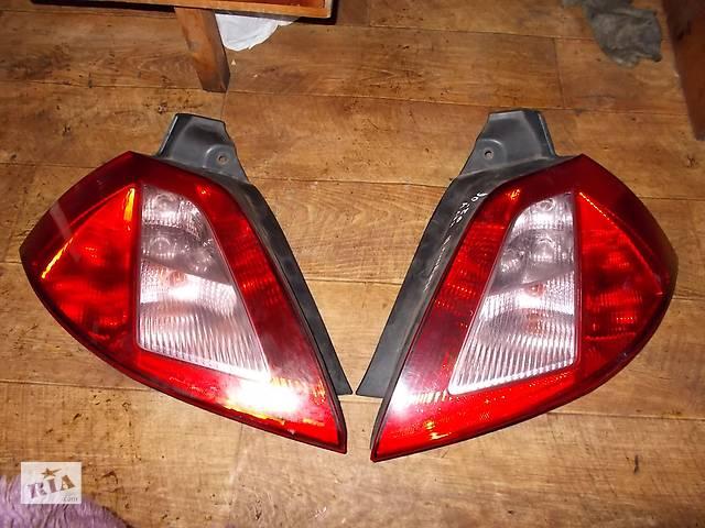 купить бу б/у Фонарь задний Renault Megane II 2002-2006 в Стрые
