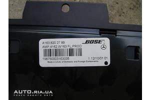 б/у Радио и аудиооборудование/динамики Mercedes ML-Class