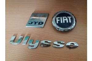б/у Эмблемы Fiat Ulysse