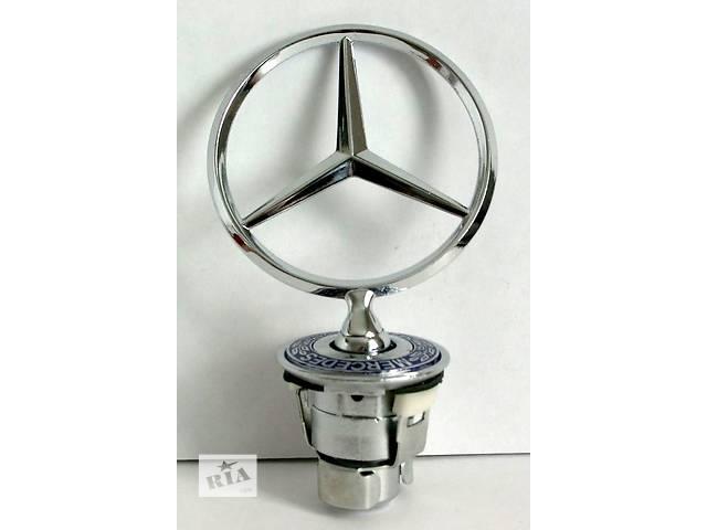 бу Б/у эмблема для легкового авто Mercedes 123 124 190 210 220 в Дубно (Ровенской обл.)