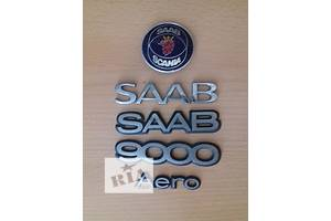 б/у Эмблемы Saab 9000