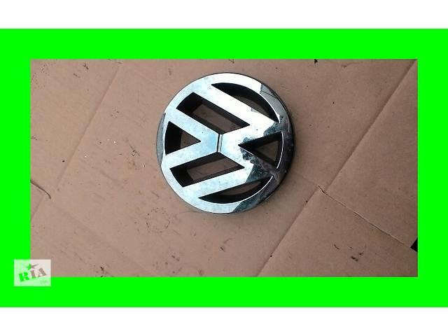 бу Б/у эмблема для легкового авто Volkswagen Caddy в Яворове (Львовской обл.)