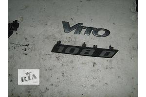 б/у Емблема Mercedes Vito груз.