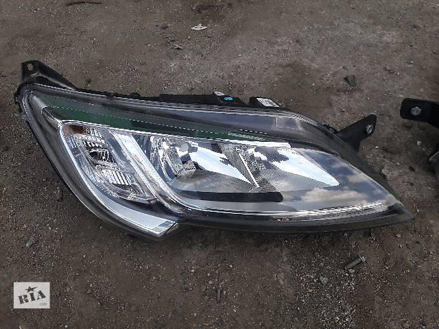 бу Б/у фара для грузовика Fiat Ducato 1374292080 в Киеве