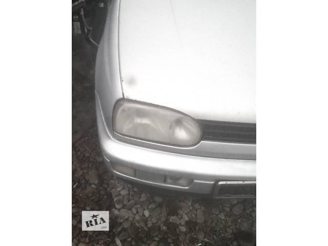 продам Б/у фара для хэтчбека Volkswagen Golf III бу в Ивано-Франковске