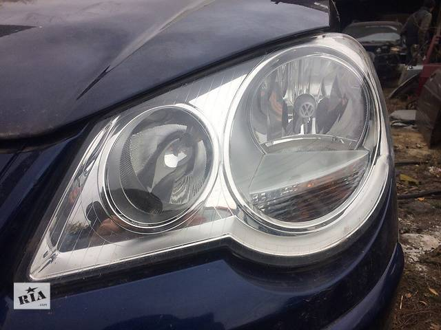 бу Б/у фара для хэтчбека Volkswagen Polo 1.4 в Умани