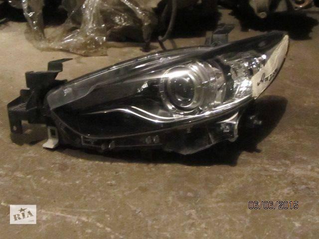 бу Б/у фара для кроссовера Mazda CX-5 2012 в Киеве