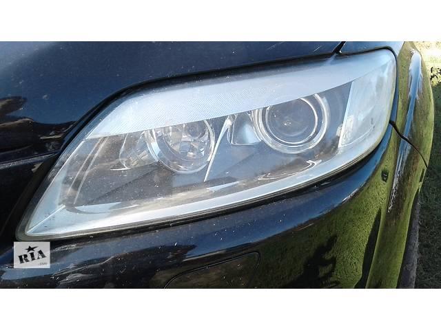 бу Б/у фара для легкового авто Audi Q7 в Львове