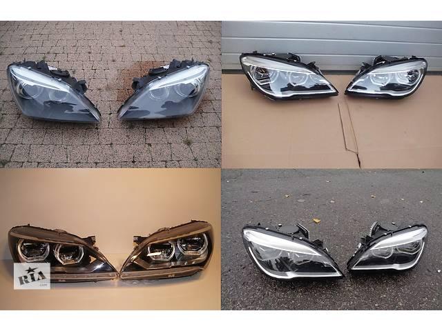 продам Б/у фара для легкового авто BMW 6 Series F12 F13 бу в Львове