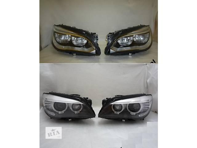 купить бу Б/у фара для легкового авто BMW 7 Series F01 F02 в Львове
