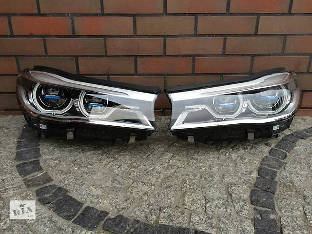 продам Б/у фара для легкового авто BMW 7 Series G11 G12 бу в Львове