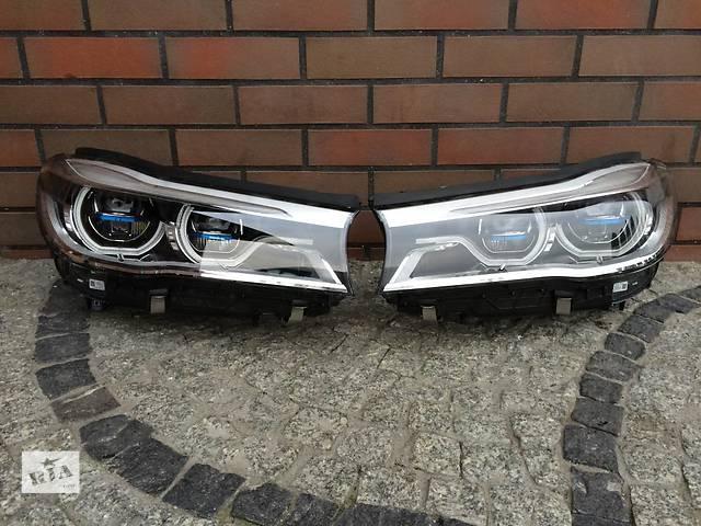 бу Б/у фара для легкового авто BMW 7 Series g11 g12 в Львове