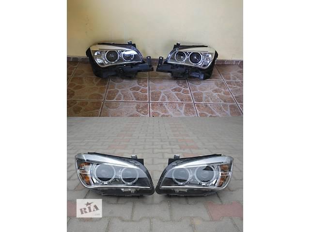 продам Б/у фара для легкового авто BMW X1 E84 бу в Львове