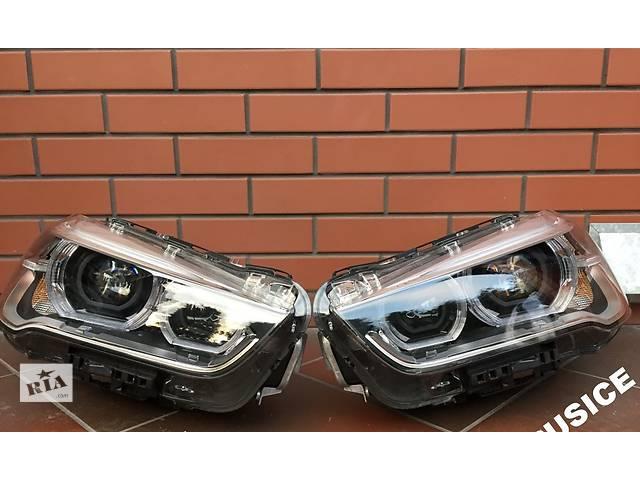 продам Б/у фара для легкового авто BMW X1 F48 бу в Львове