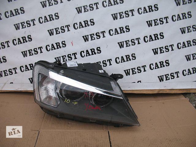 бу Б/у фара для легкового авто BMW X3 2011 в Луцке
