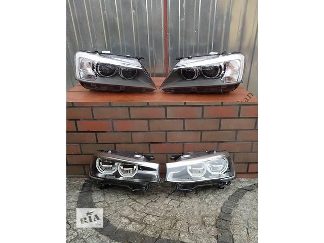 Б/у фара для легкового авто BMW X3 F25- объявление о продаже  в Львове