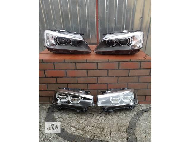 купить бу Б/у фара для легкового авто BMW X3 f25 в Львове